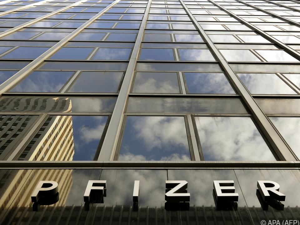 Pfizer bereitet Werke auf Impfstoff-Produktion vor