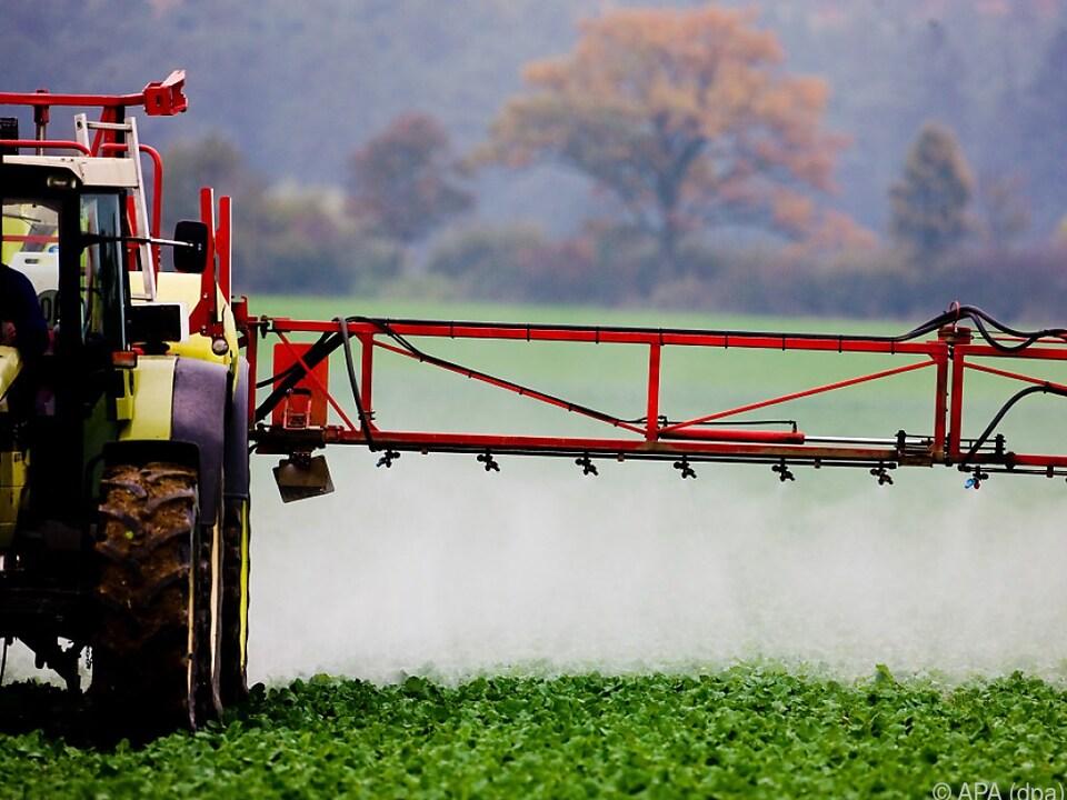 Pflanzenschutzmittel werden häufig kritisiert