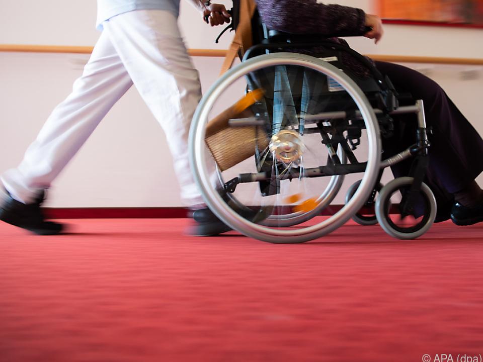Pflege-Gewerkschaft pocht auf Attraktivierung des Berufsfeldes