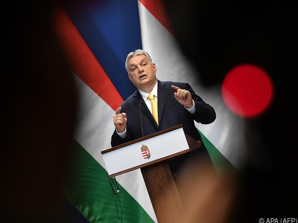 Premier Viktor Orban rudert zurück