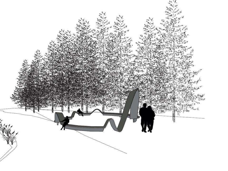 Projekt Sterngucker von Sara Baldo, Samuel Vigl, Simon Messner