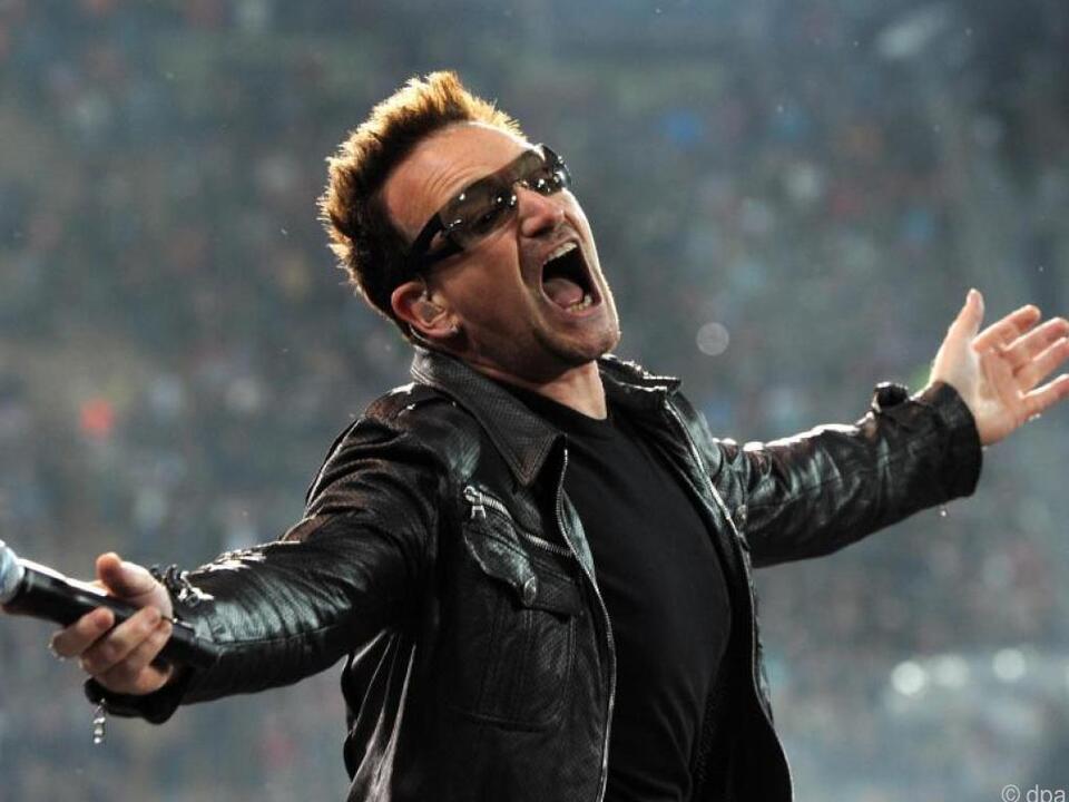 Promi-Geburtstag vom 10. Mai 2020: Bono