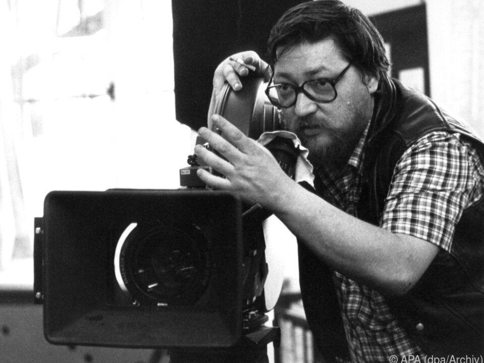 Rainer Werner Fassbinder starb mit nur 37 Jahren