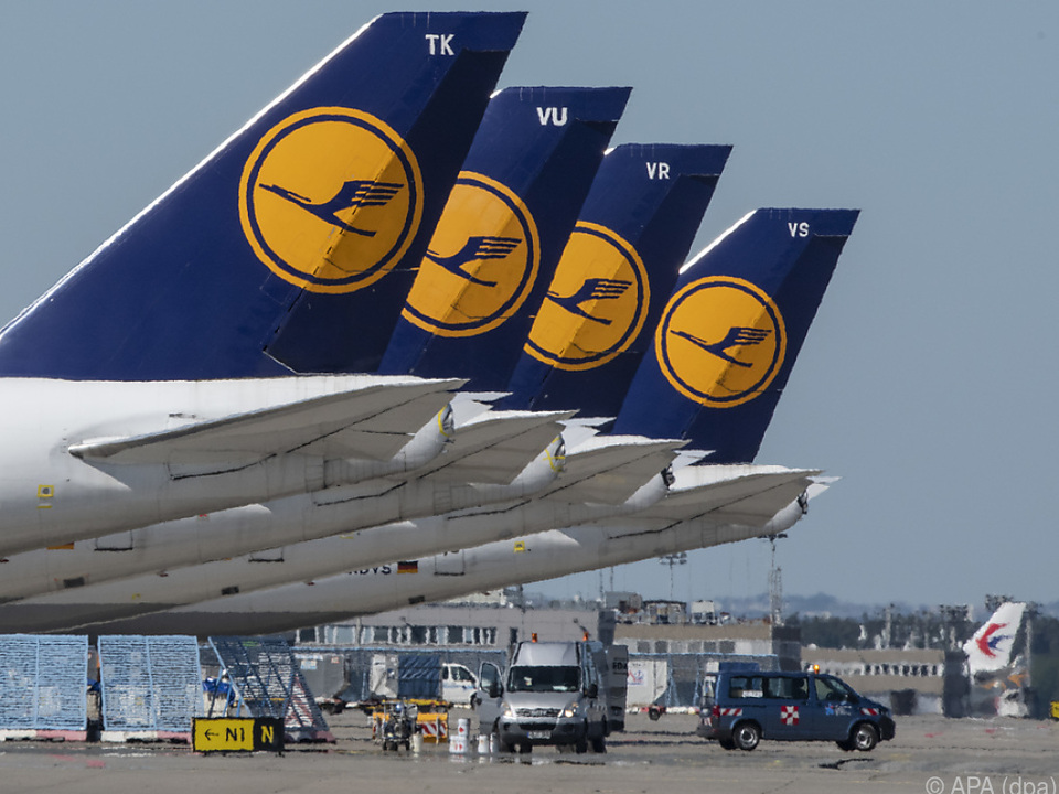 Ringen um Staatshilfe für Lufthansa