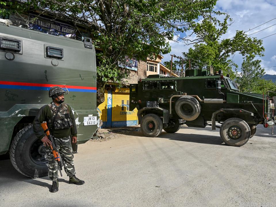 Riyaz Naikoo starb, als Soldaten zwei Häuser in Beighpora sprengten