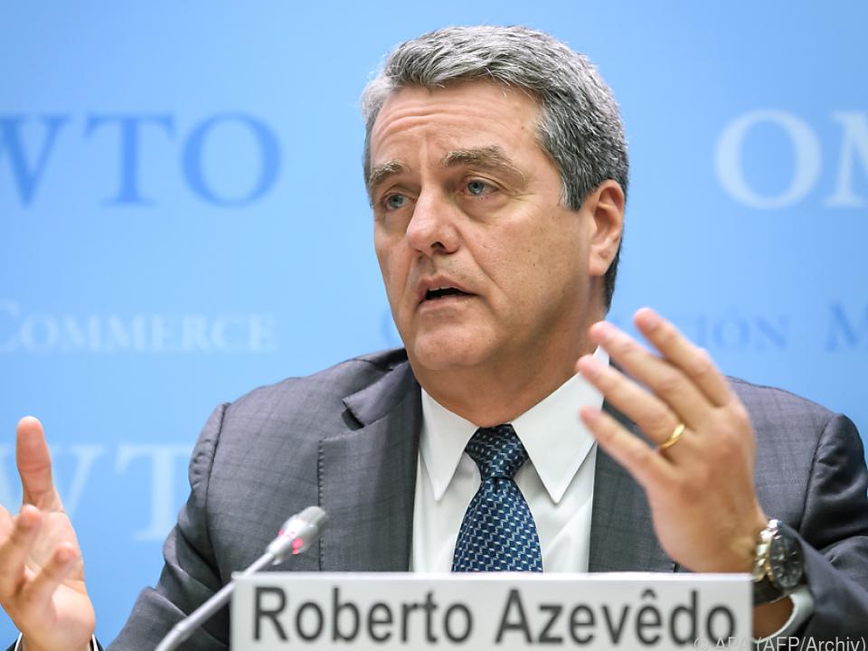 Roberto Azevedo geht vorzeitig