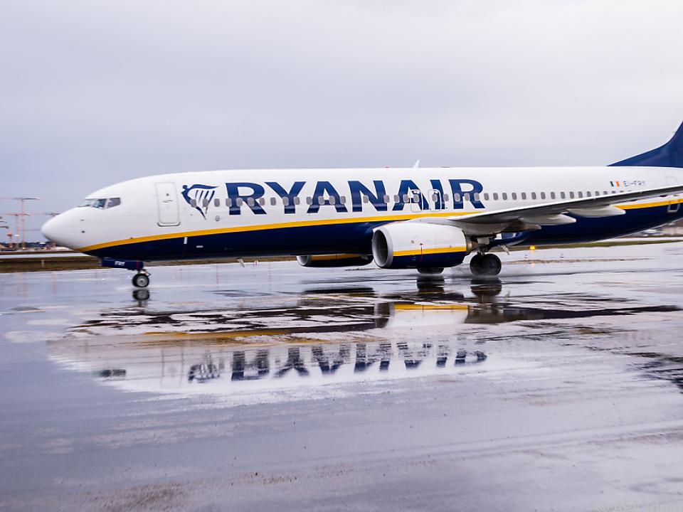 Ryanair-Beschwerde gegen \