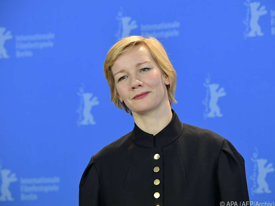 Sandra Hüller singt \