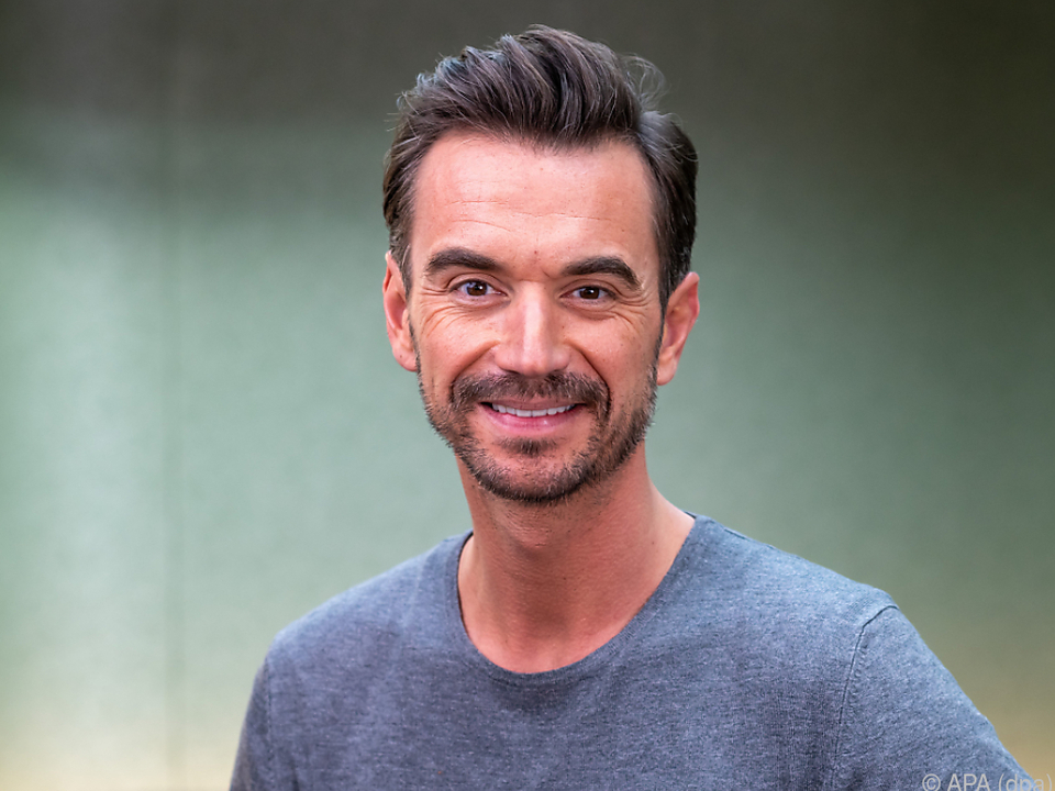 Schlagerstar und Moderator Florian Silbereisen