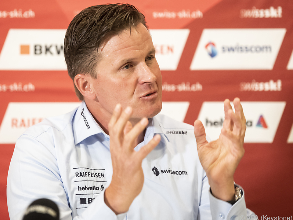 Schweizer Verbandschef Urs Lehmann
