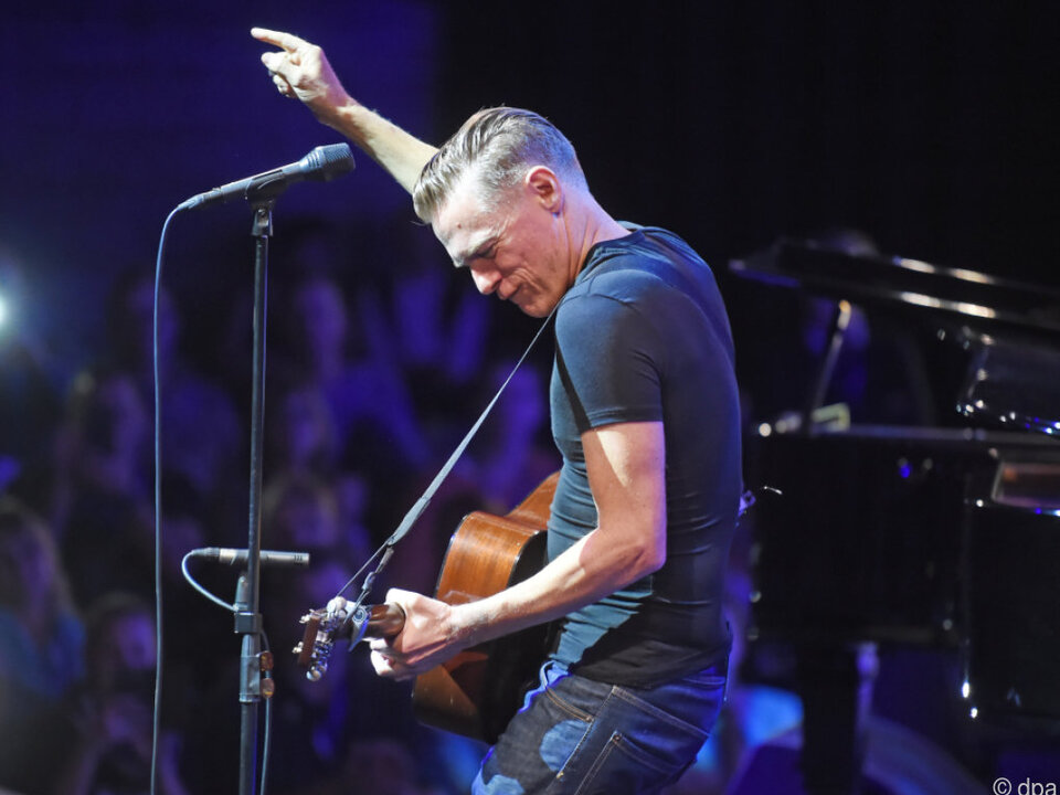 Schwere Vorwürfe gegen Rocker Bryan Adams