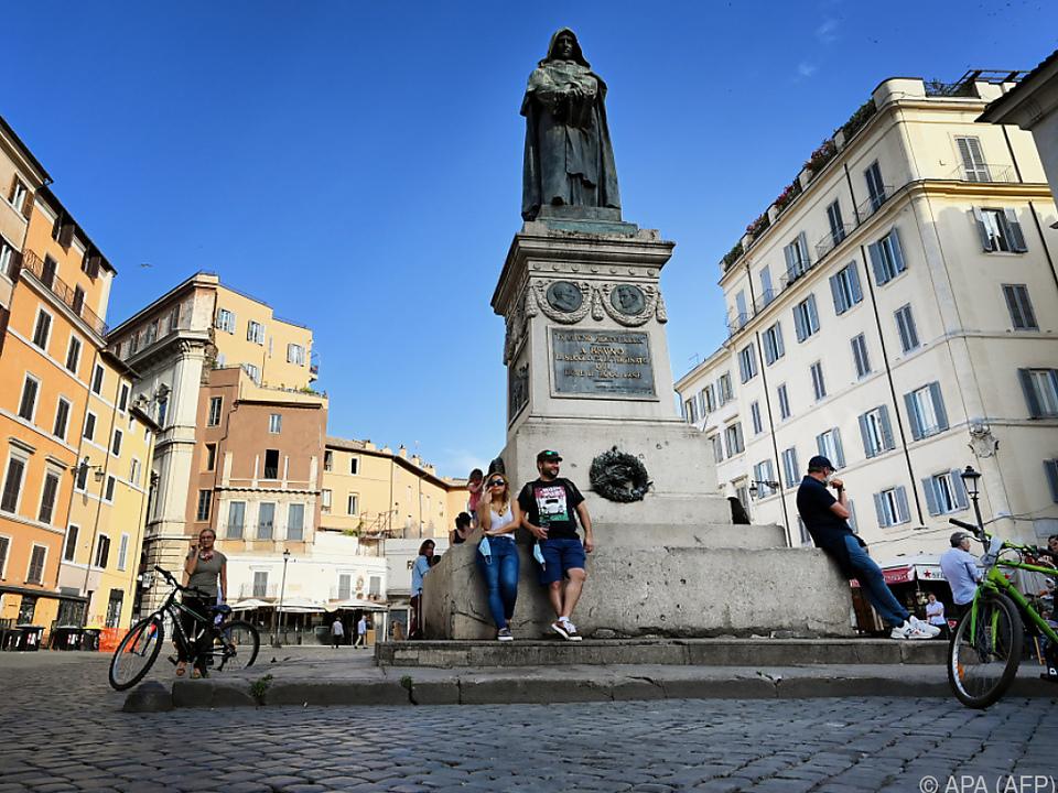 Seit Montag gibt es in Italien Maßnahmenlockerungen