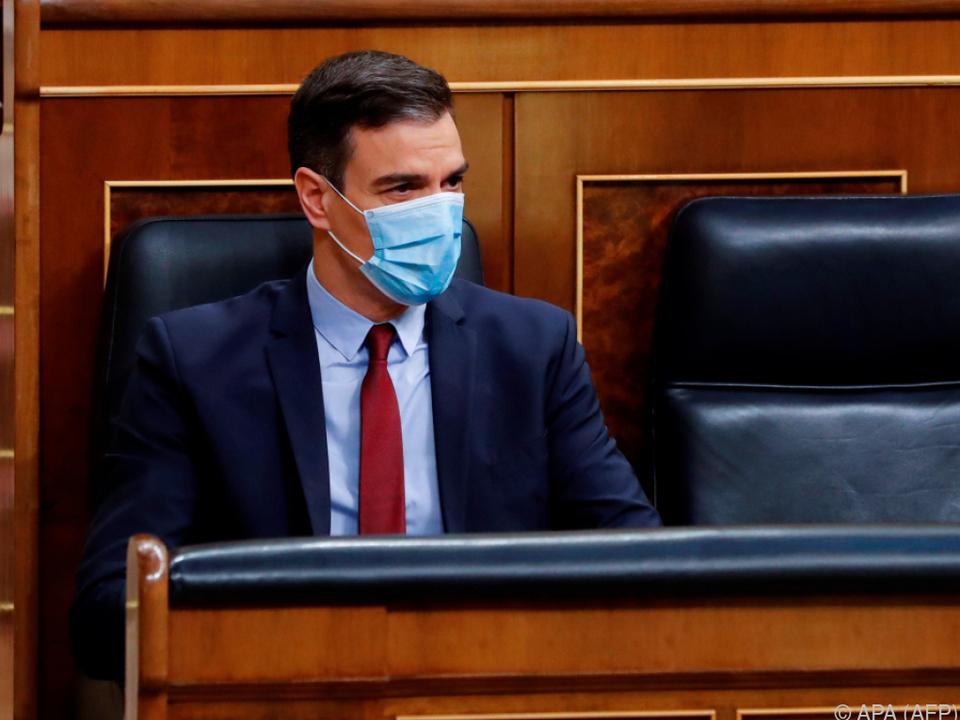 Spaniens Premierminister will Erreichtes \