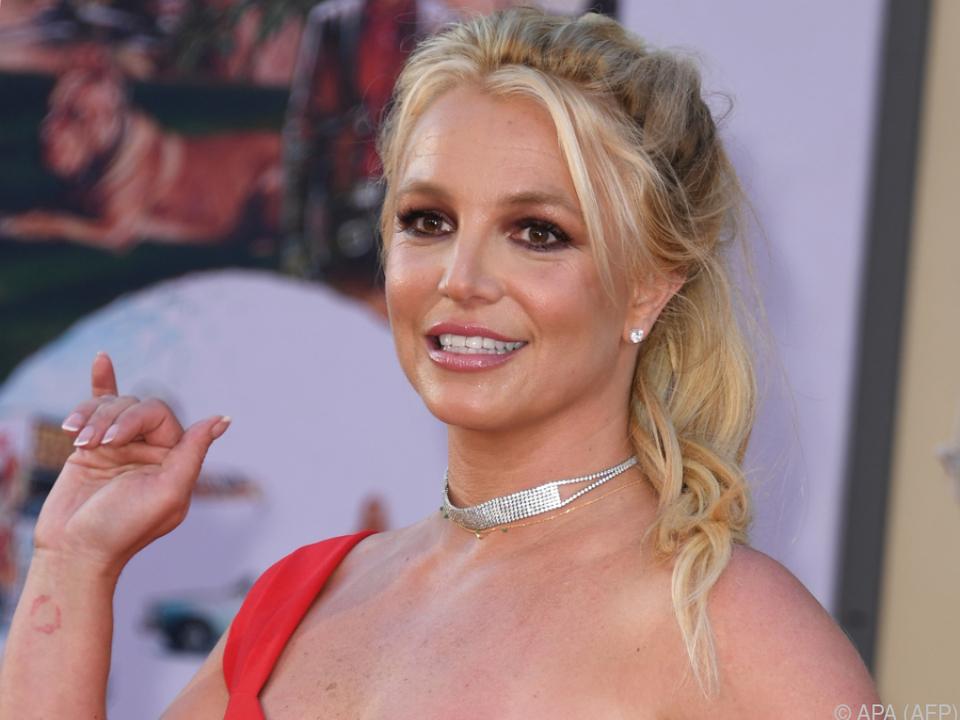 Spears landete mit 17 Jahren einen Welthit