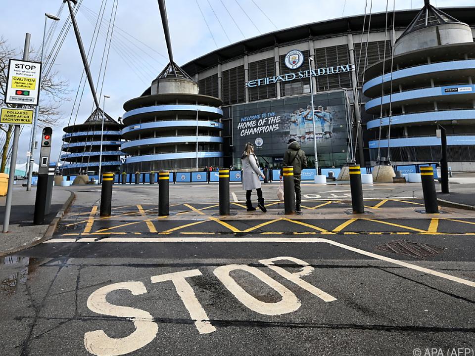 Spiele ohne Zuschauer könnten für die Premier League länger Thema sein