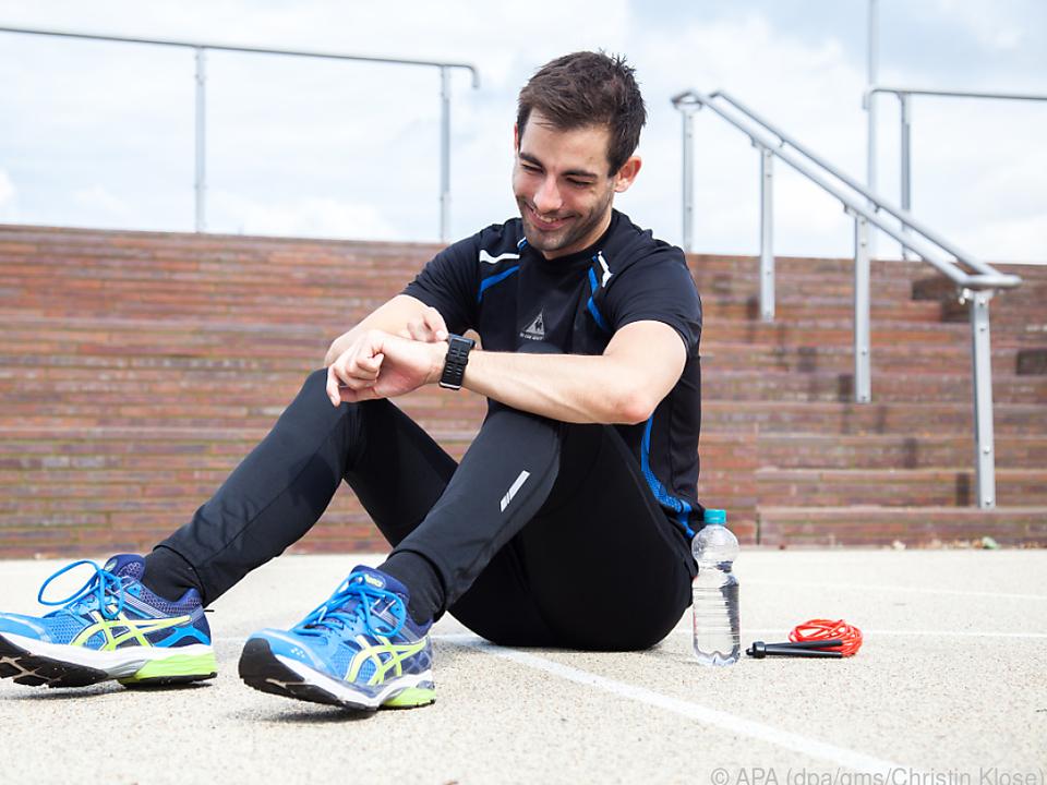 Sportuhren oder Smartwatches bieten oft auch GPS