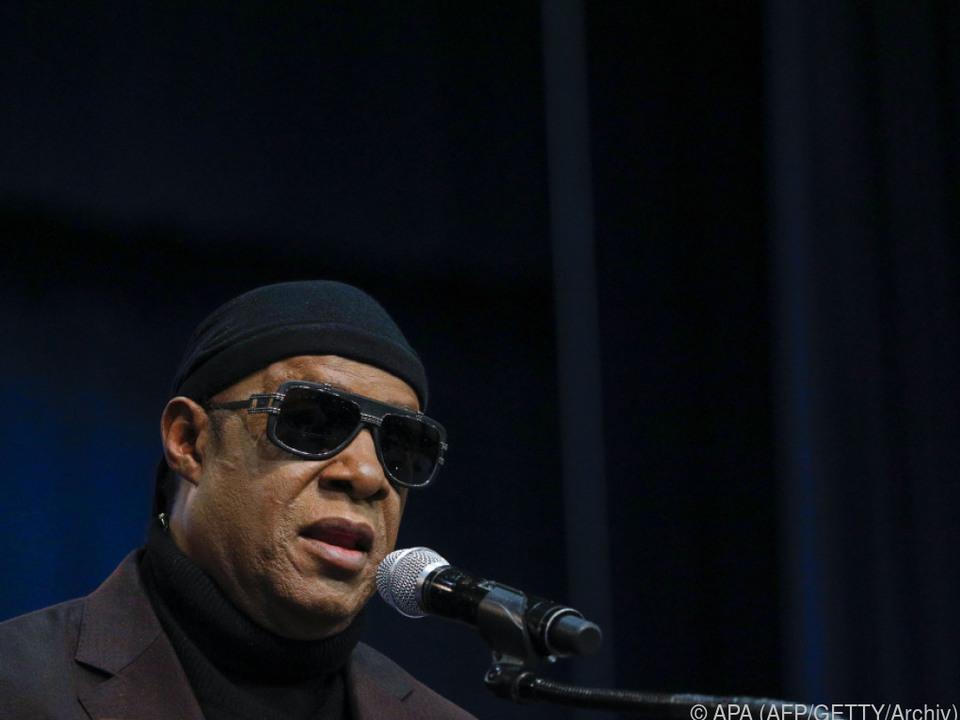 Stevie Wonder bescherte dem Motown Label das erste Nummer-Eins-Album
