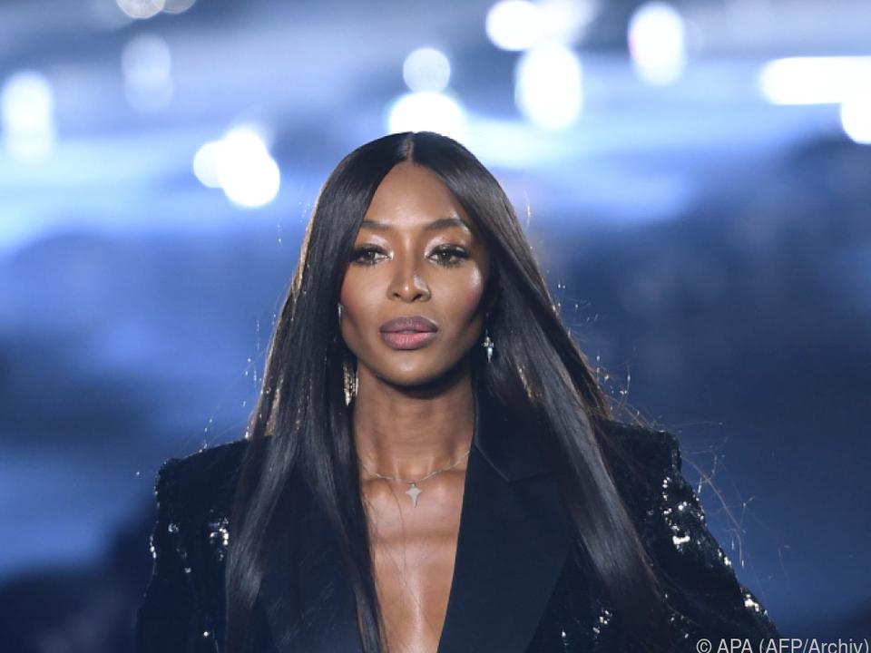 Supermodel Campbell ist für ihre Wutausbrüche berüchtigt