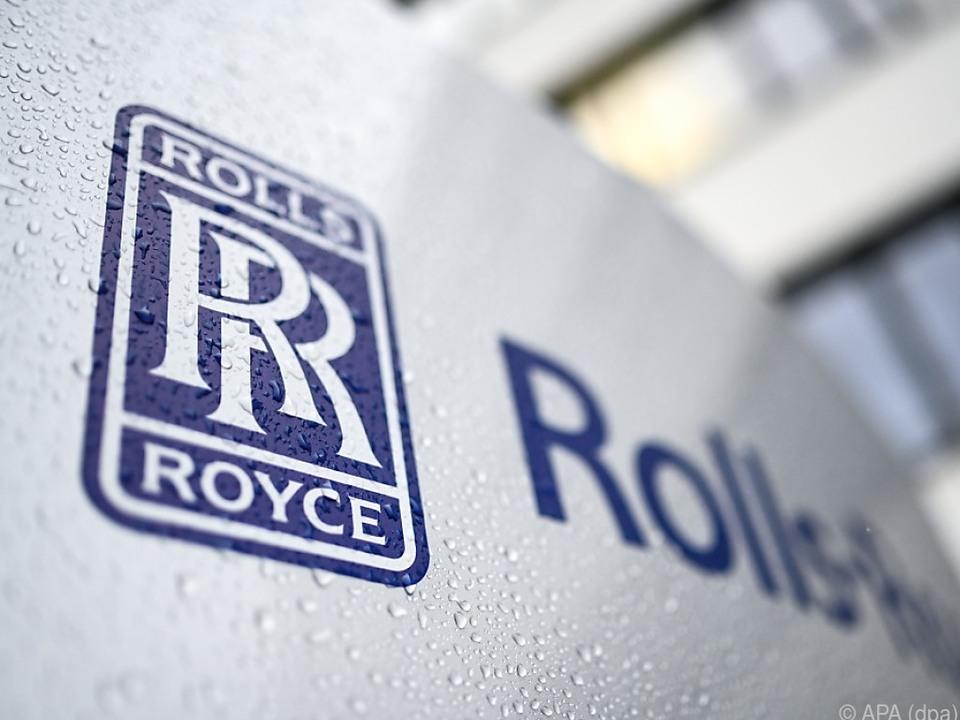Triebwerksbauer Rolls-Royce steckt in der Krise