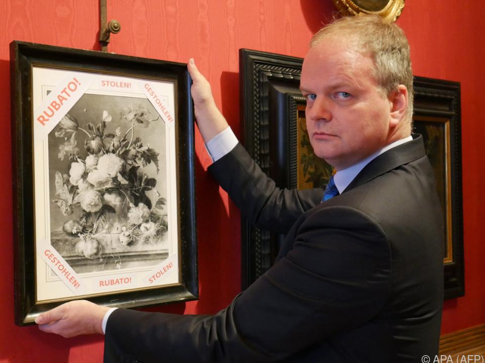 Uffizien-Chef Eike Schmidt freut sich auf die Wieder-Eröffnung