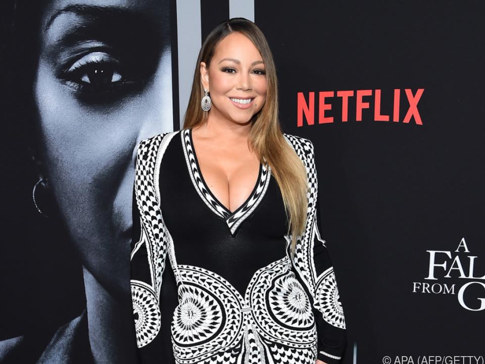 Unter anderem wird Mariah Carey für Musik sorgen
