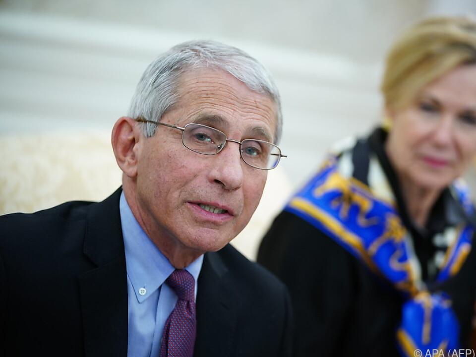 US-Regierungsberater Fauci bezweifelt eine künstliche Virus-Erzeugung