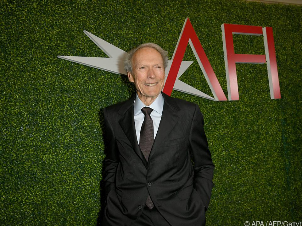 Vom Ruhestand will Eastwood nichts wissen