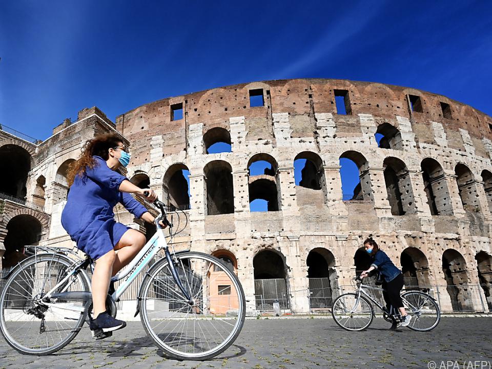 Zahl der Corona-Toten in Italien weiter gesunken