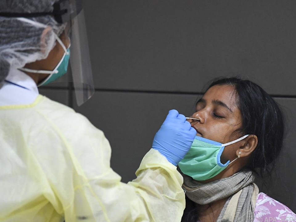 Zahl der Coronavirus-Infizierten stieg auf 4.004.224 Millionen
