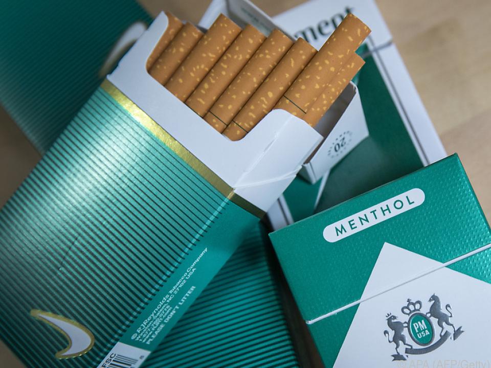 Zigaretten mit Geschmack sind ab 20. Mai EU-weit verboten
