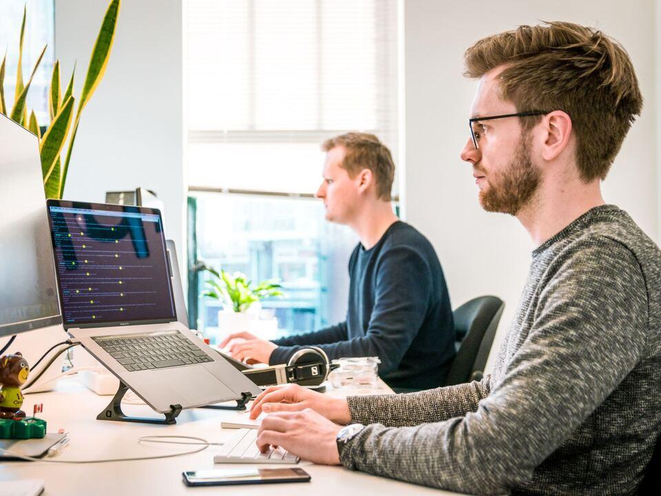 Computer Büro Start-up PC