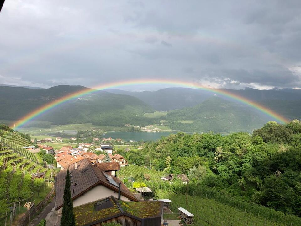 1073298_ Kalterer see Regenbogen-EF