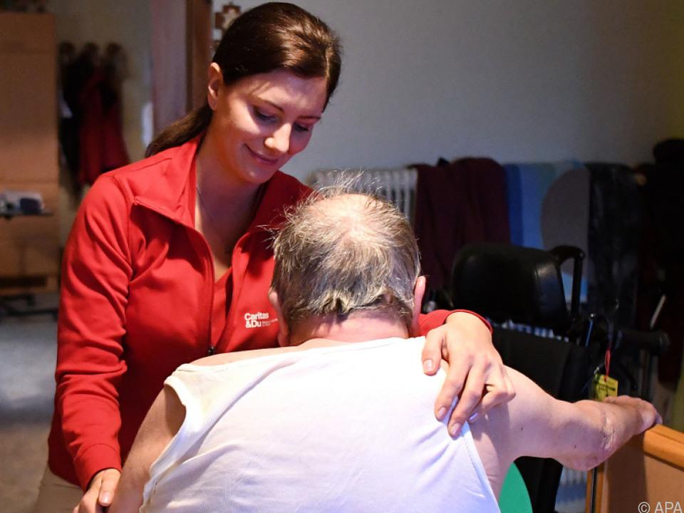 35 Prozent der Pfleger klagen über Gesundheitsprobleme