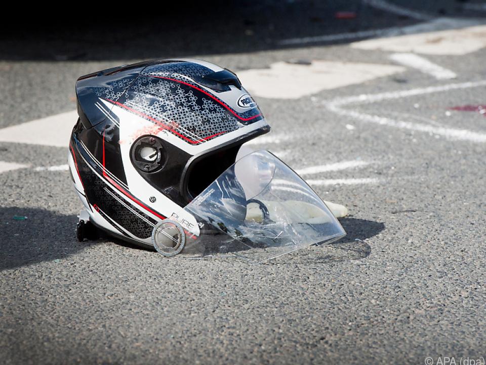 71-Jähriger starb bei Motorradunfall