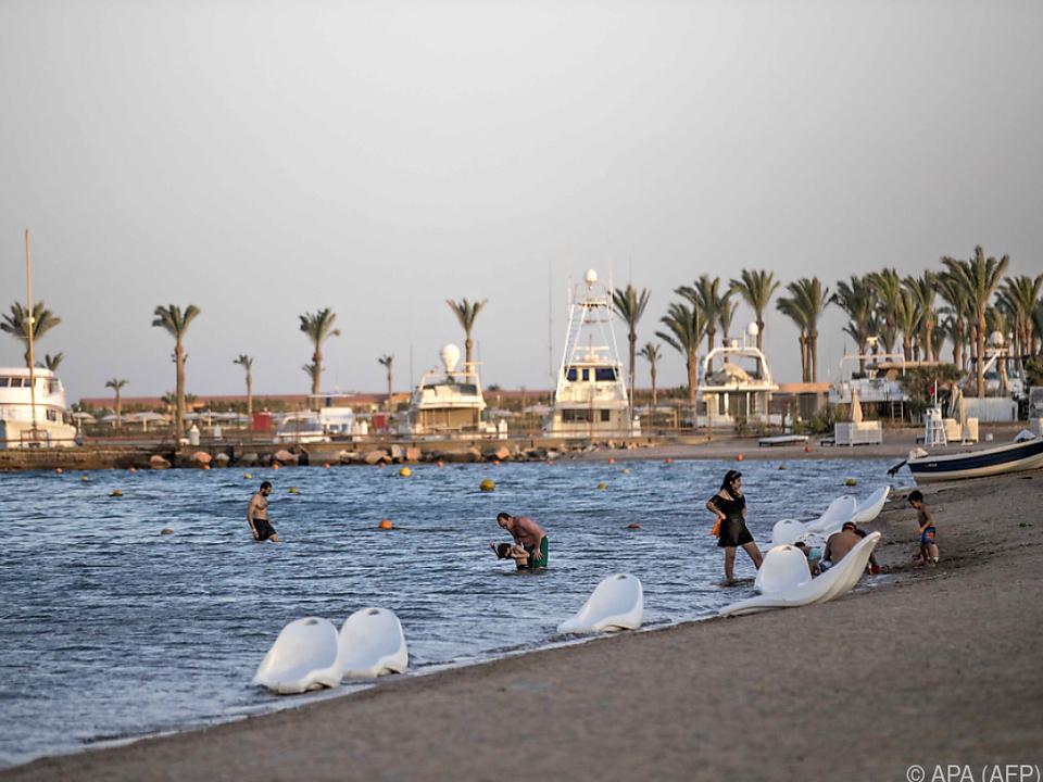 Ägypten ist eine beliebte Urlaubsdestinantion
