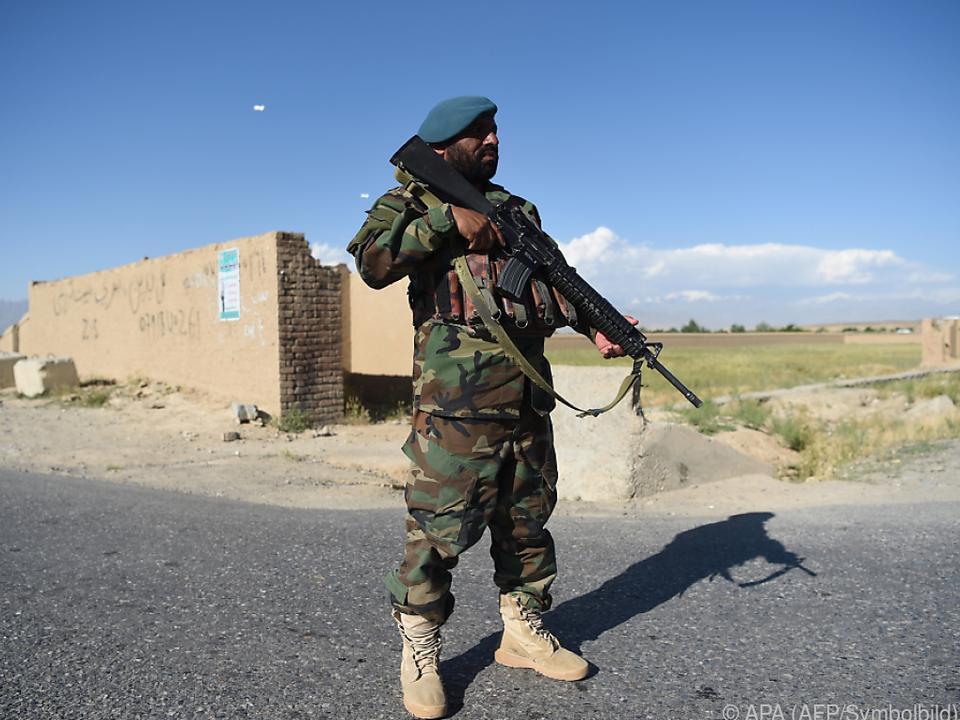 Aghanistan kommt nicht zur Ruhe