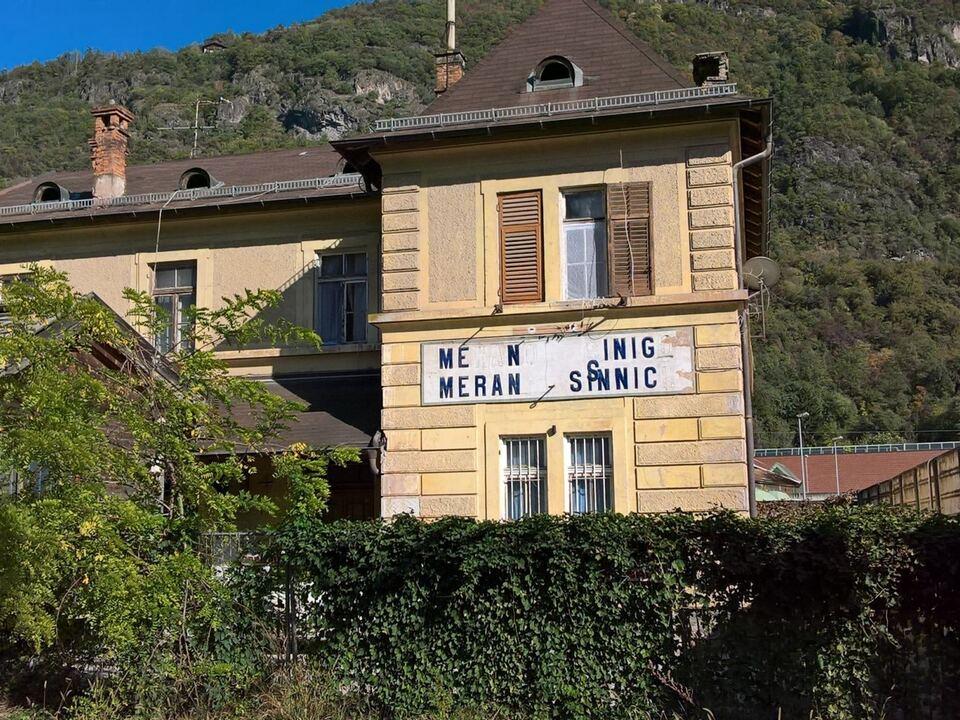 Alter Bahnhof Sinich