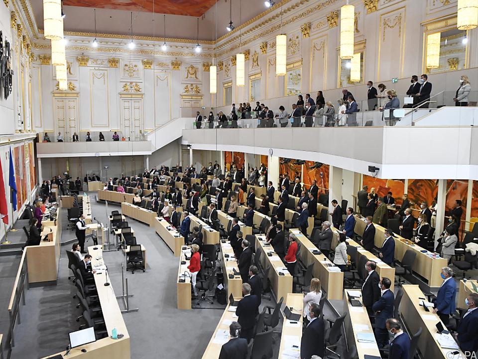 Am Mittwoch werden im Nationalrat wieder Entscheidungen getroffen