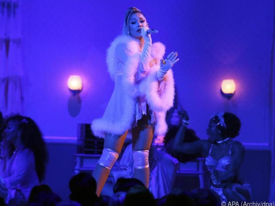 Ariana Grande schaffte 2014 ihren ganz großen Durchbruch