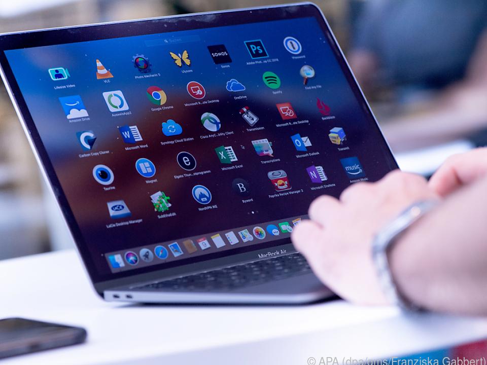 Auf macOS-Rechnern hat Apple eine Sicherheitslücke geschlossen