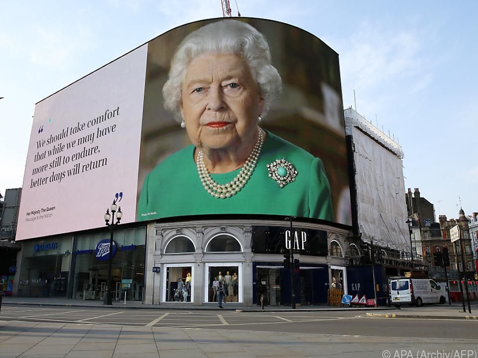 Auftritte der Queen sind um eine Facette reicher