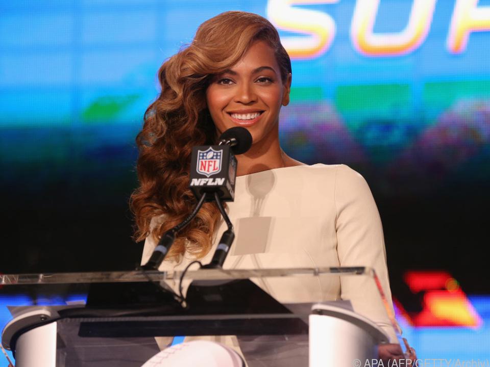 Auszeichnung für Beyoncé