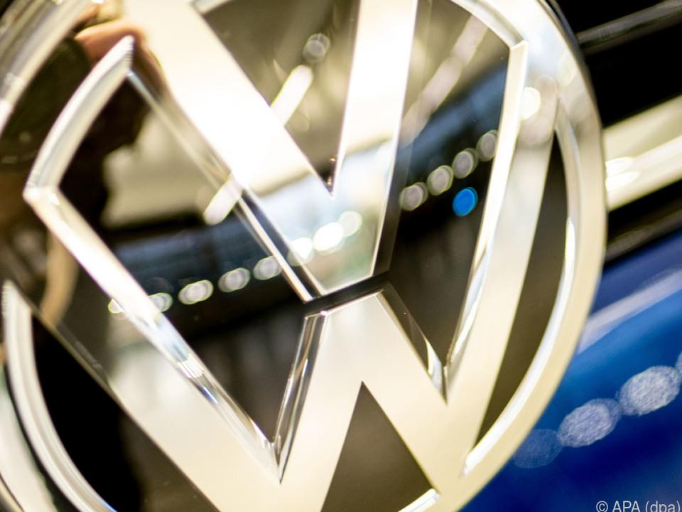 Bei Volkswagen läuft die Produktion wieder auf Hochtouren