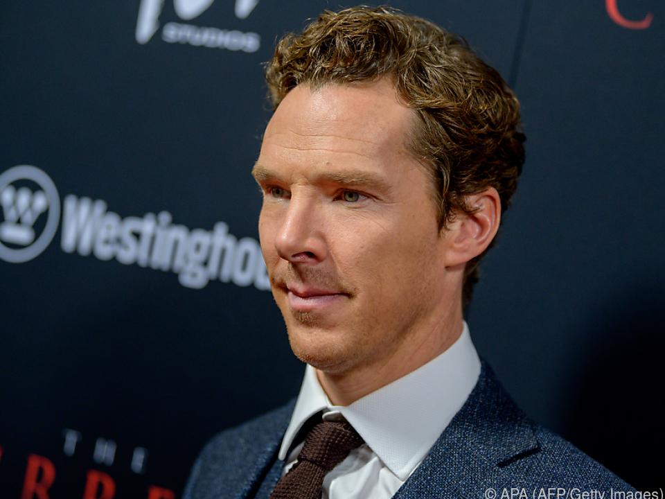 Benedict Cumberbatch weiß Prioritäten zu setzen