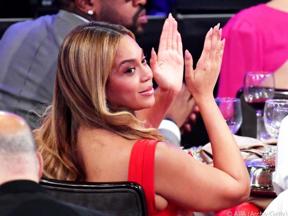 Beyonce ist wütend wegen des Vorfalls