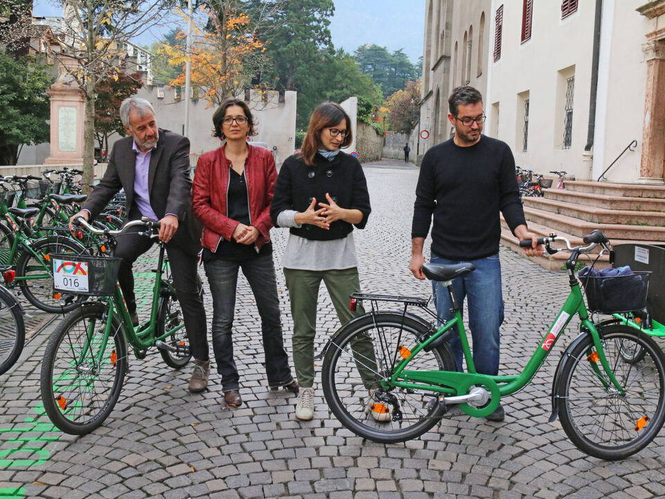Bike Sharing Sandplatz