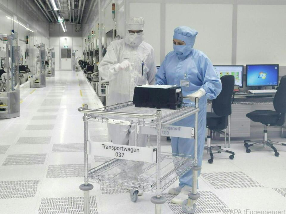 Bis September steht bei vielen Infineon-Mitarbeitern Kurzarbeit an