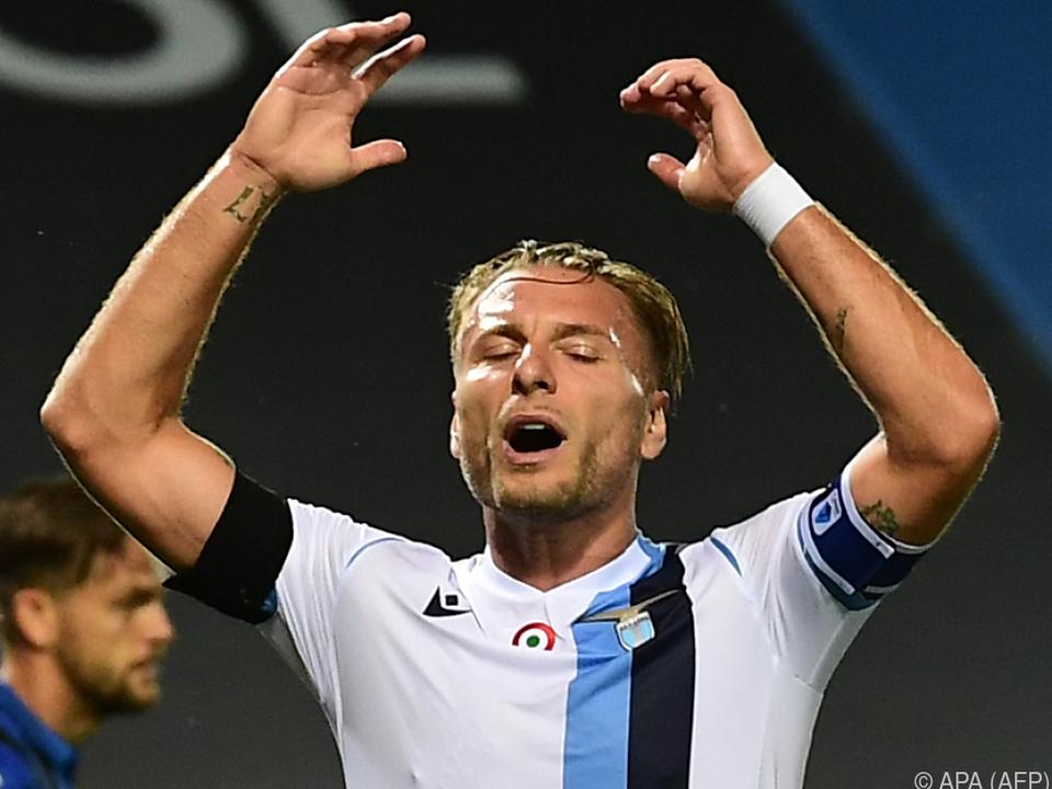Bittere Niederlage für Lazio