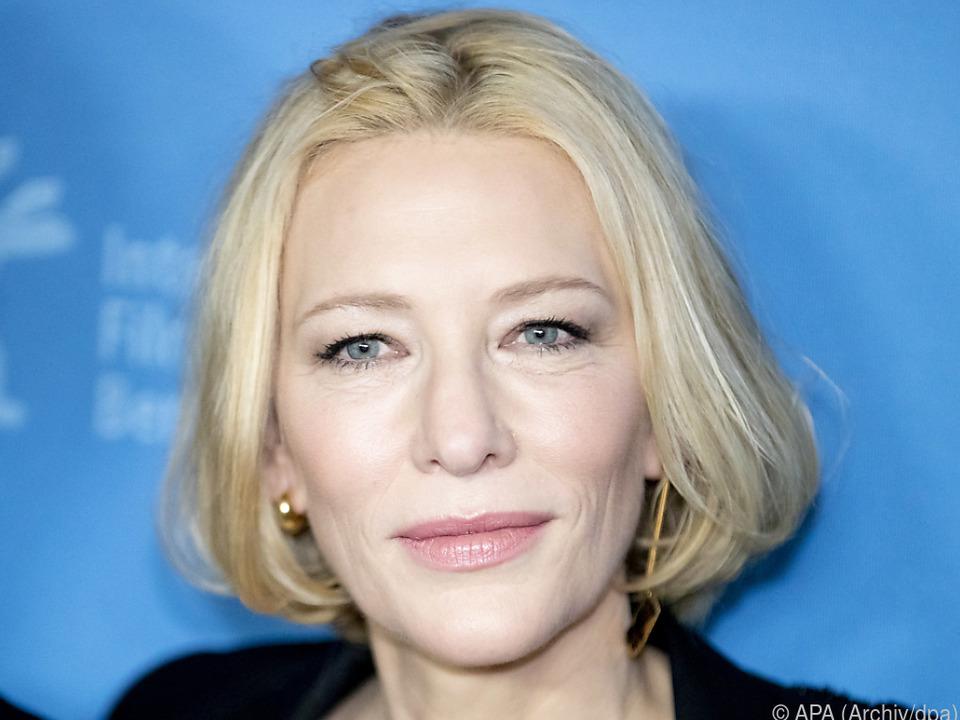 Blanchett erlitt nur \