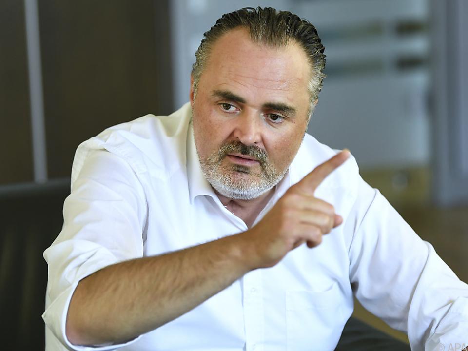 Burgenlands LH Doskozil bezeichnet Gudenus-Aussage als \